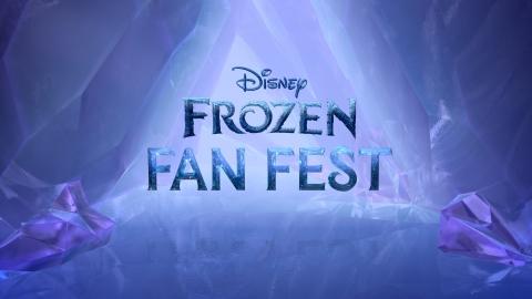 Frozen Fan Fest (Graphic: Business Wire)