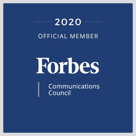 CMO Gautam Aggarwal and COO Varun Nagaraj join Forbes Business Councils and will further add to Bidgely CEO Abhay Gupta's thought leadership content on the power of artificial intelligence (AI), digital transformation and personalization in the energy industry. (Graphic: Business Wire)