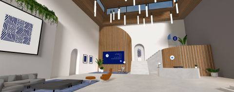 The Amex Virtual Campus – Conservatory (Photo: Business Wire)
