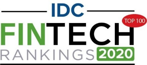 IDC FinTech Rankings 2020 Top 100 (Graphic: Business Wire)