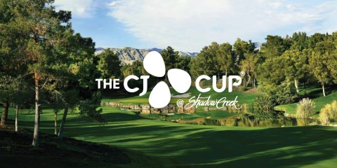 THE CJ CUP @ SHADOW CREEK (Photo: Business Wire)