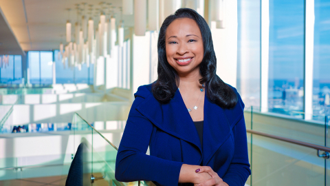 Dalila Wilson-Scott, Executive Vice President and Chief Diversity Officer, Comcast Corporation (Photo: Business Wire)
