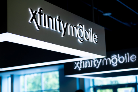 Today Comcast announced Xfinity Mobile is expanding its 5G coverage nationwide starting October 14. (Photo: Business Wire)