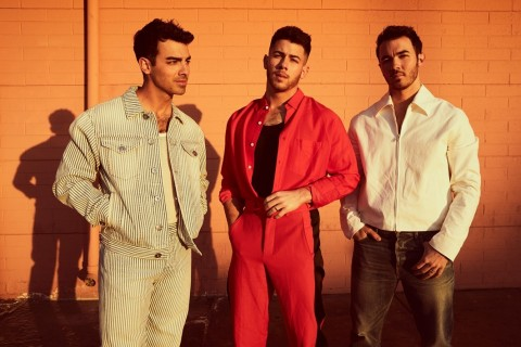 Lenovo® Yoga® and Intel® Evo™ Announce Fan-Powered Experience With Jonas Brothers for Immersive Virtual Concert (Photo: Business Wire)