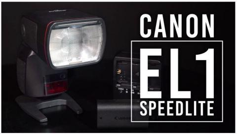 Canon EL1 Speedlite (Photo: Business Wire)