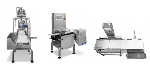 WeighPack Systems automatic check weighers (Photo: Business Wire)
