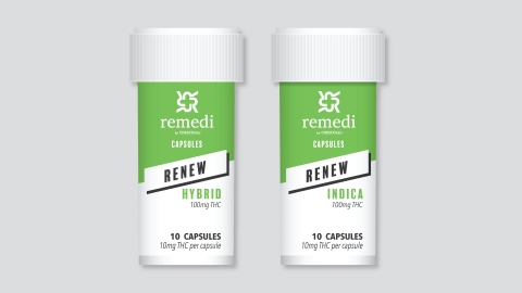 CRESCO LABS LAUNCHES REMEDI CANNABIS BRAND INTO NEW YORK (Photo: Business Wire)