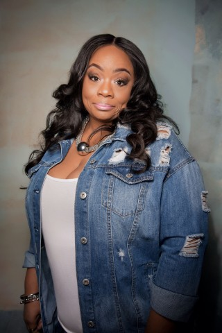 """Pictured: Patricia """"Ms. Pat"""" Williams. BET+ announced the pick-up of new original scripted comedy, """"Ms. Pat,"""" based on """"Ms. Pat's stand-up comedy and memoir."""