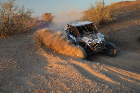 Team RZR Factory Racer Ryan Piplic (Photo: Business Wire)