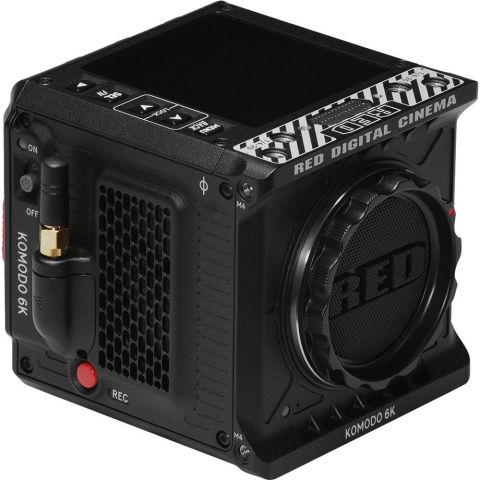 RED Digital KOMODO 6K Camera (Photo: Business Wire)