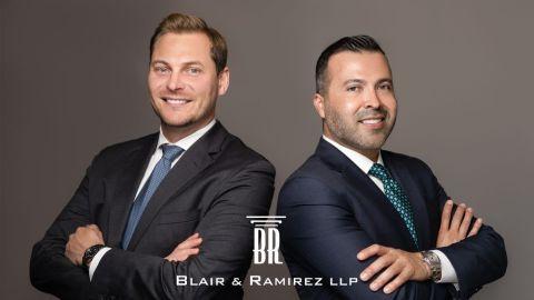 Matthew Blair and Oscar Ramirez (Photo: Business Wire)