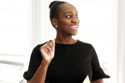 Dr. Giavonne Rondo, Founder of GObileMD (Photo: Business Wire)