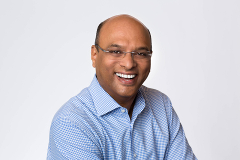 GlobalLogic's President and CEO Shashank Samant honored at Goldman Sachs' Builders + Innovators Summit. (Photo : Business Wire)