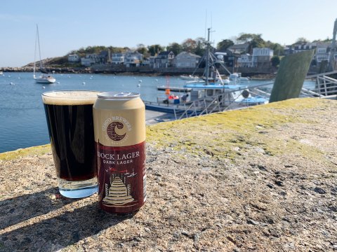 """Cisco Brewers releases new fall seasonal Dock Lager, a """"wicked dark brew"""" to be enjoyed all season long. (Photo: Business Wire)"""