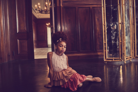 Janie and Jack x Kristian Loren - A Playful Twist On Classic Styles & Elaborate Fabrications Inspired By Dance (Photo: Business Wire)