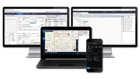 PremierOneⓇ Cloud suite, powered by the CommandCentral software platform (Photo: Business Wire)