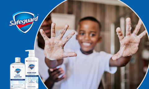 Procter & Gamble's Safeguard soap brand and Instructure, the makers of the Canvas Learning Management System, are providing schools nationwide with educational and product resources to help teach elementary students proper hand-washing habits in line with CDC guidelines. (Photo: Business Wire)