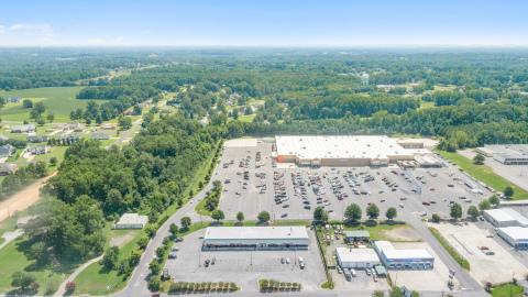 Aerial Image of Corona Center in Boaz, Alabama (Photo: Business Wire)
