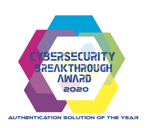 swIDch, a cybersecurity authentication technology startup, is named the winner of the Authentication Solution of the Year in the 4th annual CyberSecurity Breakthrough Awards 2020. swIDch has once again been recognized for its BREAKTHROUGH technologies, as well as its industrial competitiveness and business innovation. It is committed to bringing secure authentication to every digital identity - even in the off-the-network environment. swIDch's revolutionary technology, OTAC (One Time Authentication Code) identifies and authenticates users securely and efficiently, without the need for two-way connectivity and new infrastructure. (Graphic: Business Wire)