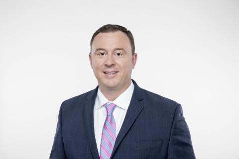 Windstream Treasurer Drew Smith (Photo Credit: Karen E. Segrave)