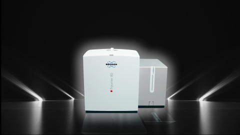 The new Fourier 80 brings the power of NMR to the bench. (Photo: Business Wire)