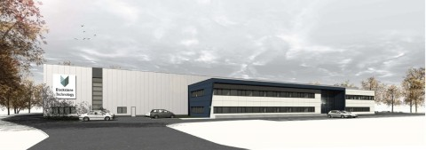 Blackstone Technology GmbH, battery cell production facility in Döbeln, Saxony, Germany (Photo: Business Wire)