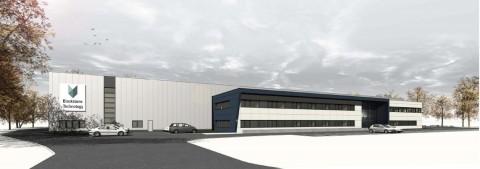 Blackstone Technology GmbH, Batteriezellen-Produktionsanlage in Döbeln, Sachsen, Deutschland  (Foto: Business Wire)