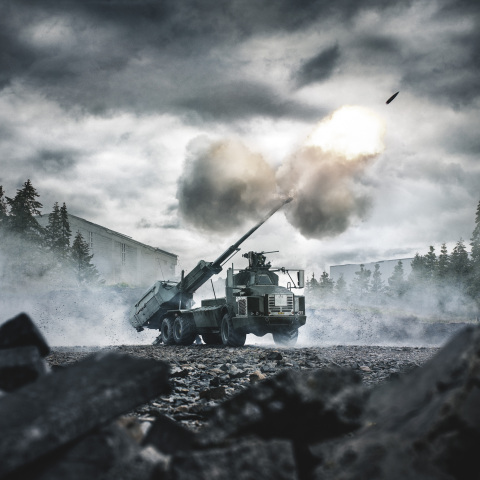 BAE Systems' ARCHER is a fully automated weapon system that provides highly responsive and versatile fire support to troops in combat. (Photo: BAE Systems)