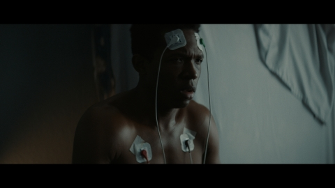 """Denzel Whitaker stars as 'Alieu' in the Project CRE8 winning-film, """"Alieu the Dreamer"""" premiering Thursday, October 22 at 10 PM ET/PT on BET. (Photo: BET)"""