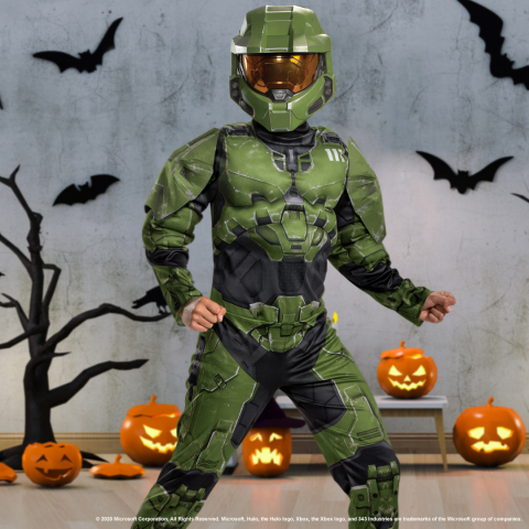 Halo Halloween Costumes (Photo: Business Wire)