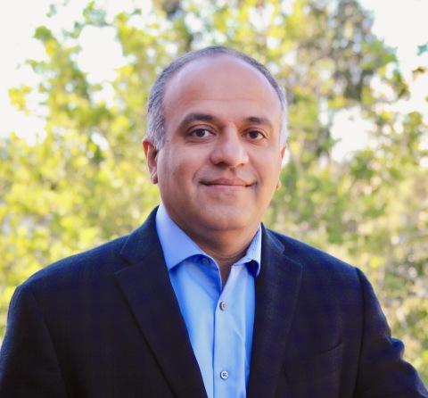 Amir Jafri, Founder and CEO, Immunicom, Inc. (Photo: Business Wire)
