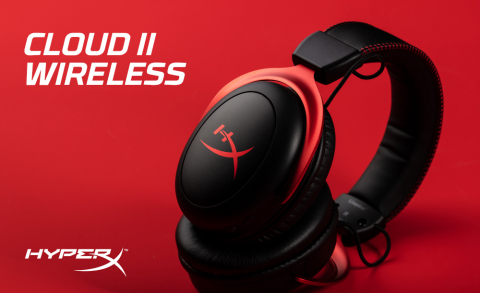 HyperX Cloud II Wireless Gaming Headset (Photo: Business Wire)
