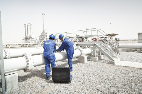 Fluor's Stork Awarded 5-Year Pipeline Maintenance Contract in Peru. (Photo: Business Wire)