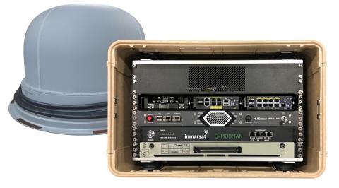 TRASC 6U Ka-band Antenna (Photo: Business Wire)