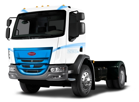 Peterbilt Model 220EV Electric Truck (Photo: Business Wire)
