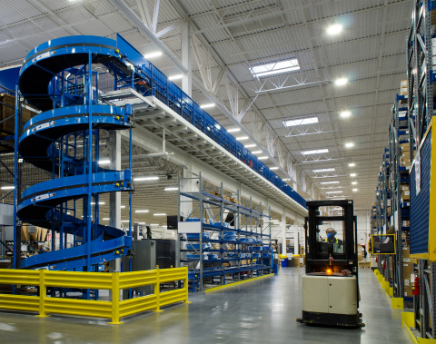 PACCAR Parts Distribution Center (Photo: Business Wire)