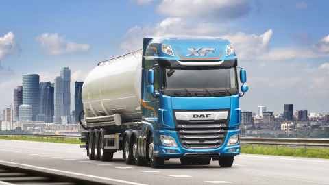 DAF XF Truck (Photo: Business Wire)