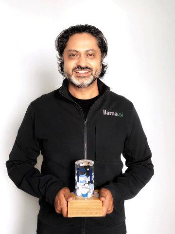 Razat Gaurav, CEO of LLamasoft, Inc. (Photo: Business Wire)