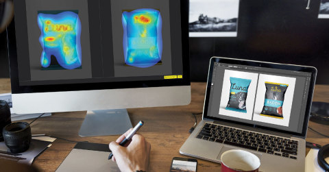 With 3M™ Visual Attention Software, you will see what's likely to attract your audience's attention and what's distracting in your designs.