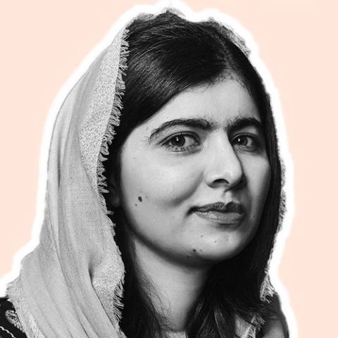 聆听巴基斯坦教育活动家、最年轻的诺贝尔奖得主Malala Yousafzai讲述如何促进全球女性教育以及实现女性领导力。(照片:美国商业资讯)