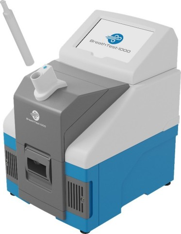 Researchers from BreathTech and Cleveland Clinic will work together to further develop the Company's BreathTest-1000™ mass spectrometer. (Photo: Business Wire)