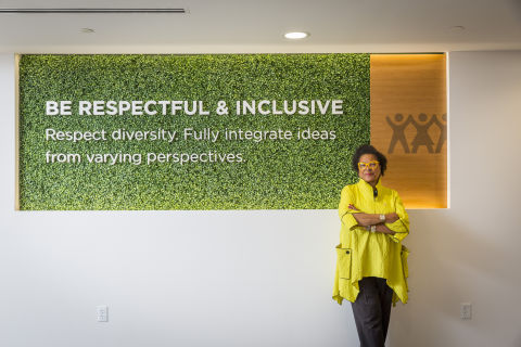 Stephanie A. Smith, senior vice president and chief inclusion and diversity officer, Fifth Third Bank. (Photo: Business Wire)