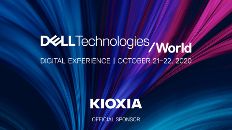 At the virtual event, KIOXIA will highlight a wide variety of Dell PowerEdge server solutions that feature KIOXIA SSDs. (Graphic: Business Wire)