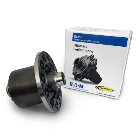 Detroit Truetrac® differential for late model Ram® half-ton pickup trucks provides improved handling, better off-road performance, and increased stability while towing. (Photo: Business Wire)