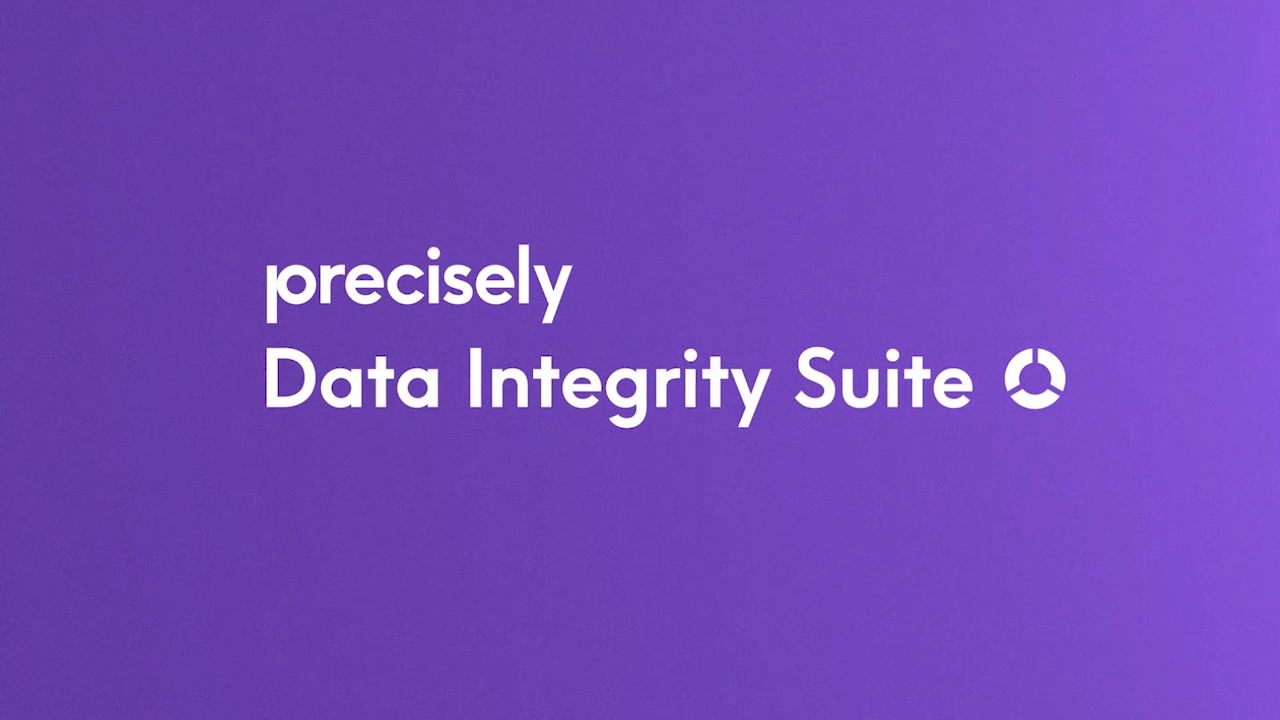 Precisely's Data Integrity Suite Explained
