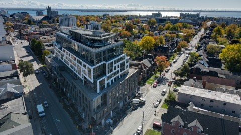 Residents in Kingston will soon have access to over 200 new high-quality rental apartments. With the official launch of its residential leasing program this past Monday, Unity Point's first phase of leasing has already sold out in a matter of days. (Photo: Business Wire)