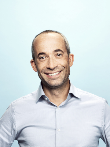 Jason Bunge, Riot Games' Chief Marketing Officer (Photo: Business Wire)