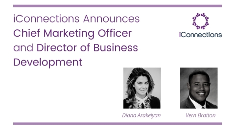 iConnections Announces Senior Leadership Team Members (Photo: Business Wire)