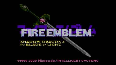 Experience the legendary classic that kicked off the Fire Emblem series when Fire Emblem: Shadow Dragon & The Blade of Light launches on Nintendo Switch on Dec. 4 with new features and its first English localization. (Graphic: Business Wire)