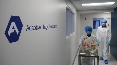 Adaptive Phage Therapeutics (Photo: Business Wire)